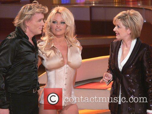 Hans Klok and Pamela Anderson 2