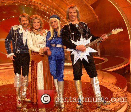 Abba Teaming Up With Simon Fuller For New Digital Entertainment Project