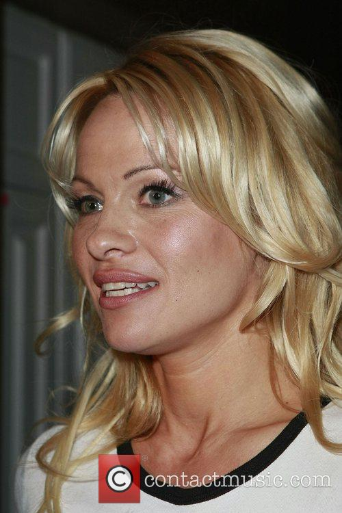 Pamela Anderson and Las Vegas 17