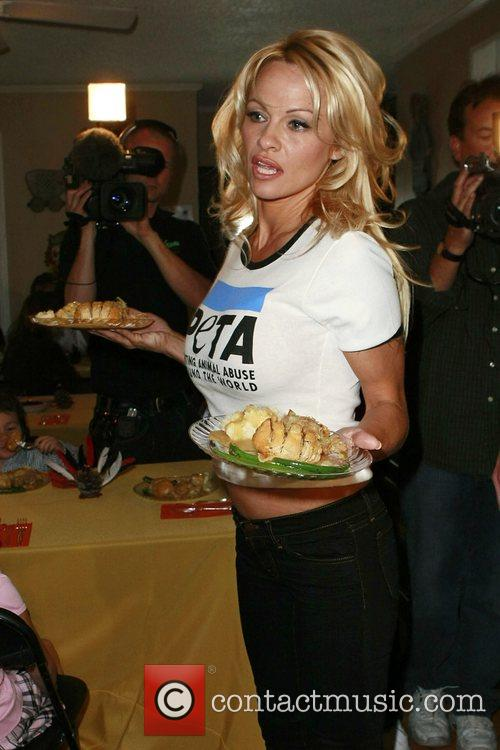 Pamela Anderson and Las Vegas 18