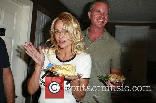 Pamela Anderson and Las Vegas 15