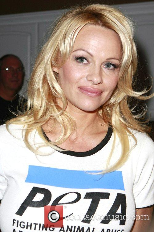 Pamela Anderson and Las Vegas 25