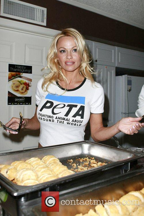 Pamela Anderson and Las Vegas 30