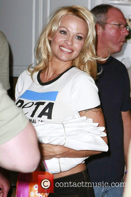 Pamela Anderson and Las Vegas 16