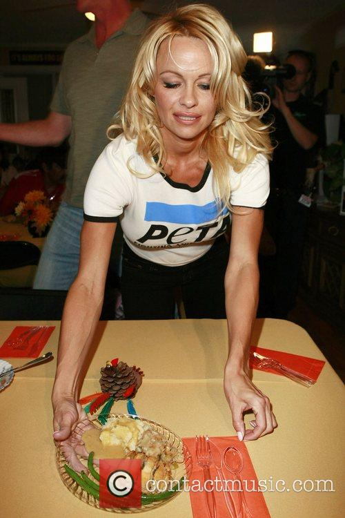 Pamela Anderson and Las Vegas 9