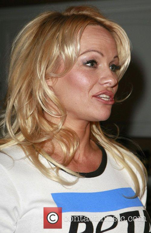Pamela Anderson and Las Vegas 55