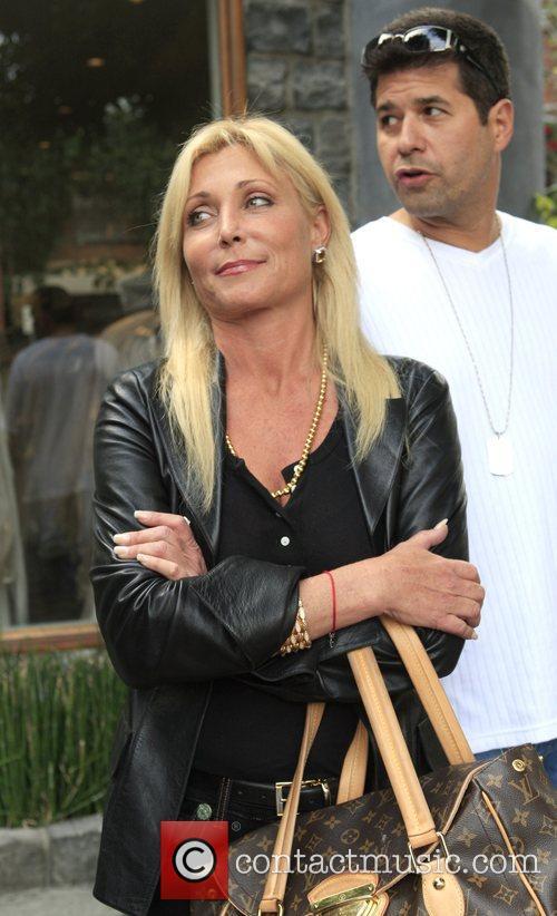 Pamela Bach (the ex wife of David Hasselhoff)...