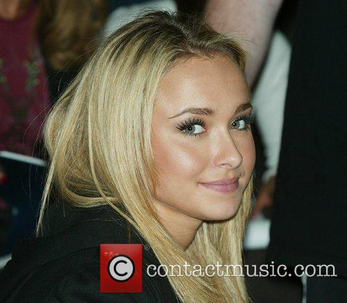 Hayden Panettiere and Apple