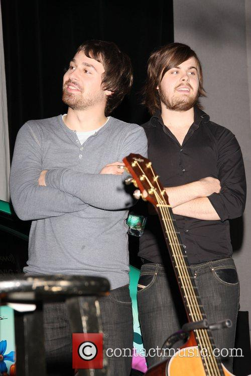 Jon Walker and Spencer Smith Panic at the...