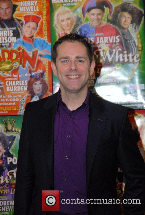 Chris Jarvis Panto In The Park at Hamilton...