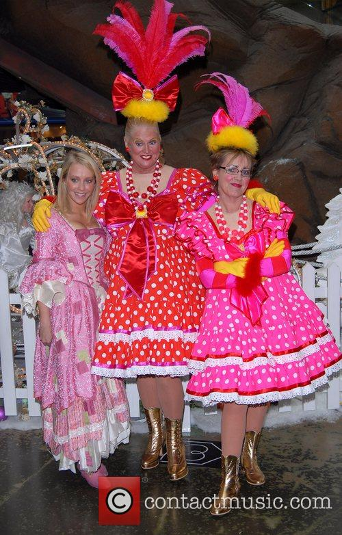 Launch of First Family Entertainment's Pantomime Season at...