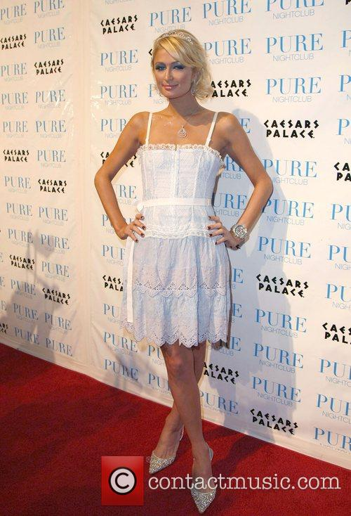 Paris Hilton, Las Vegas and Pussycat Dolls 8