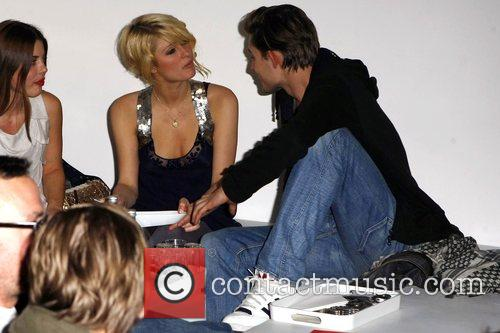Paris Hilton and German Model Julian Feitsma 5