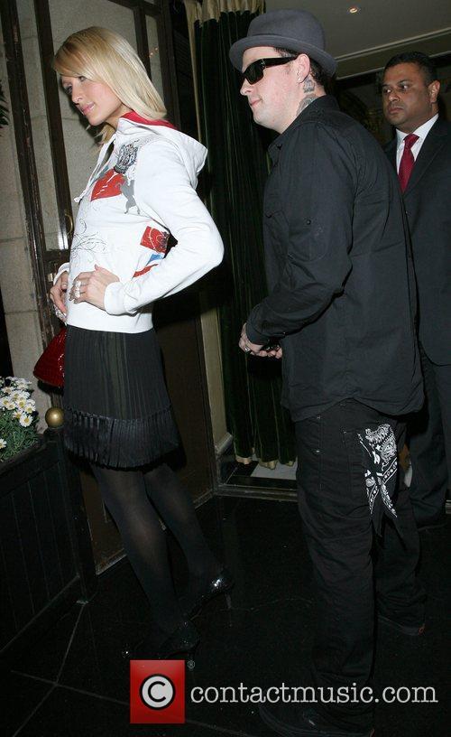 Paris Hilton and Benji Madden 34