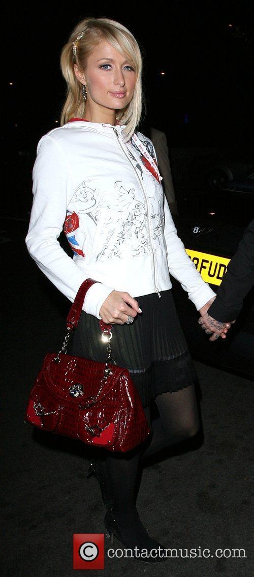 Paris Hilton and Benji Madden 36