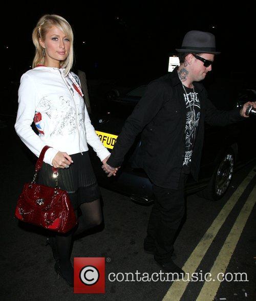 Paris Hilton and Benji Madden 29