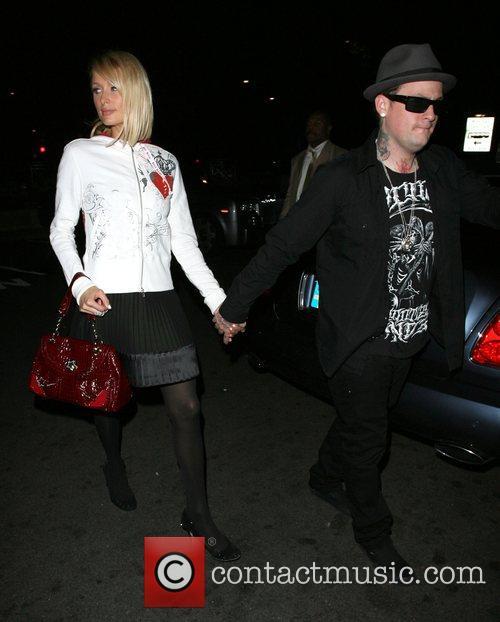 Paris Hilton and Benji Madden 38