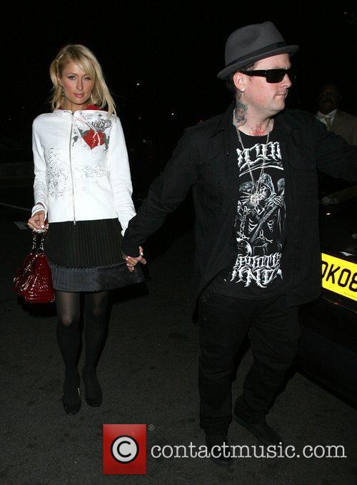 Paris Hilton and Benji Madden 39
