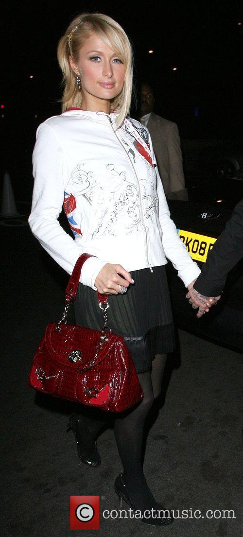 Paris Hilton and Benji Madden 31
