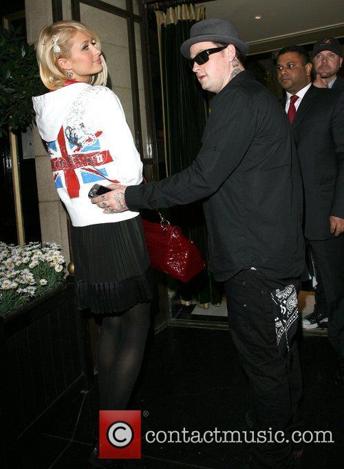 Paris Hilton and Benji Madden 28