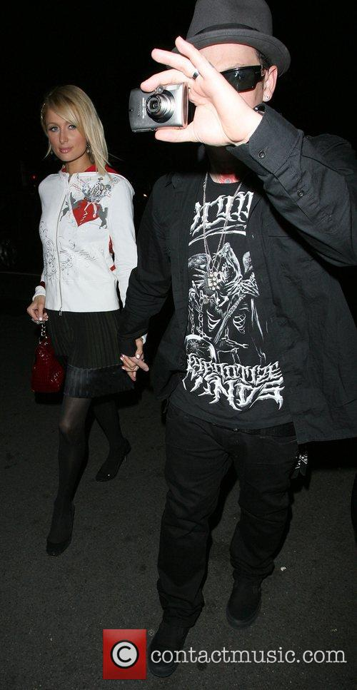 Paris Hilton and Benji Madden 32