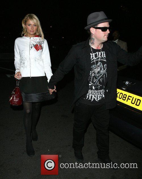 Paris Hilton and Benji Madden 30