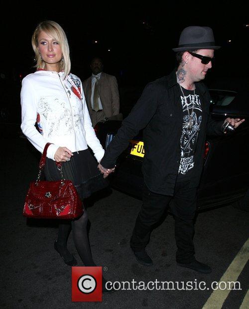 Paris Hilton and Benji Madden 37