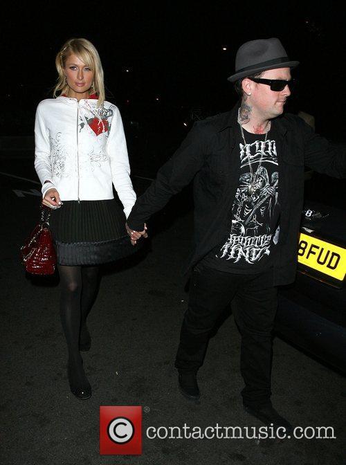 Paris Hilton and Benji Madden 33
