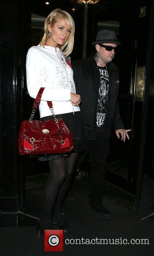Paris Hilton and Benji Madden 8