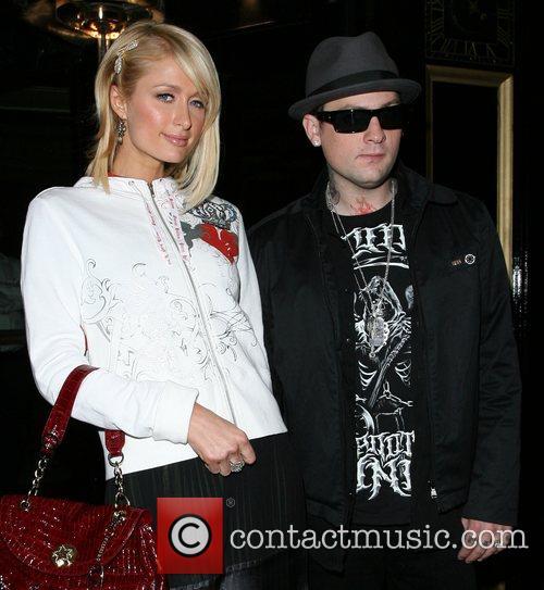 Paris Hilton and Benji Madden 15