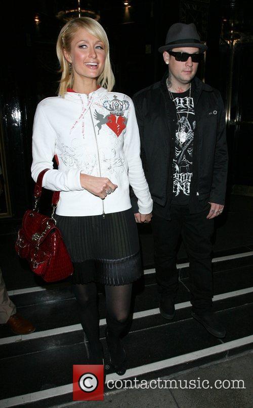 Paris Hilton and Benji Madden 22