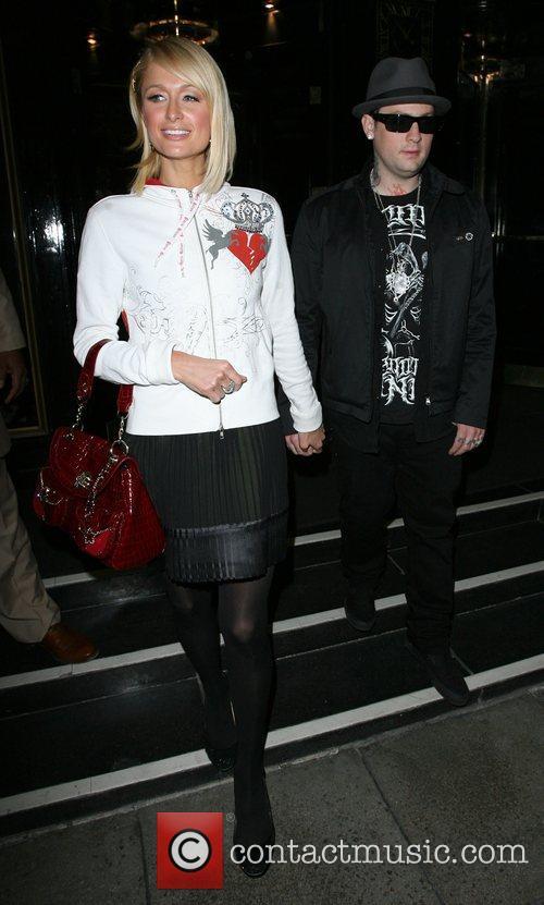 Paris Hilton and Benji Madden 17