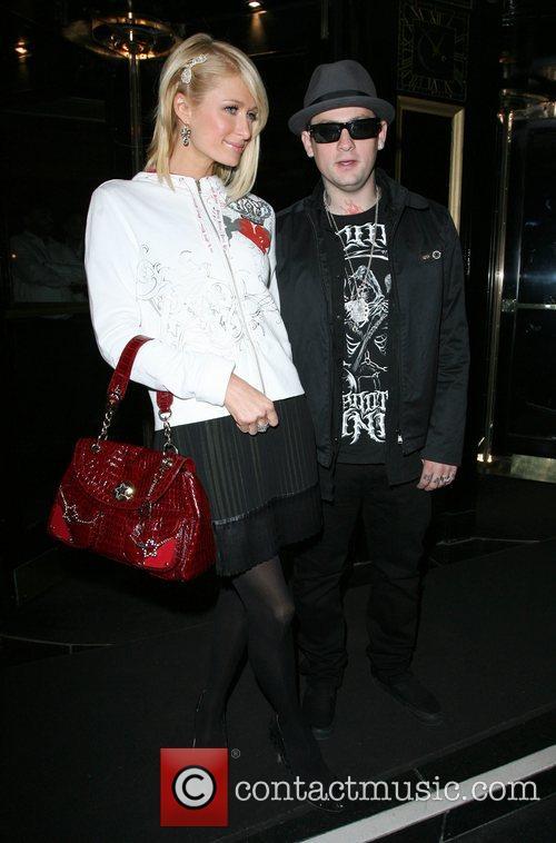 Paris Hilton and Benji Madden 7