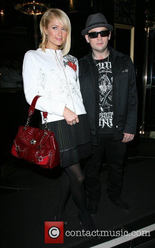 Paris Hilton and Benji Madden 11