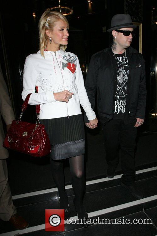 Paris Hilton and Benji Madden 10