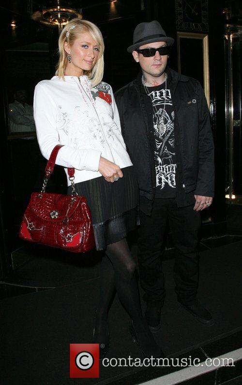 Paris Hilton and Benji Madden 21