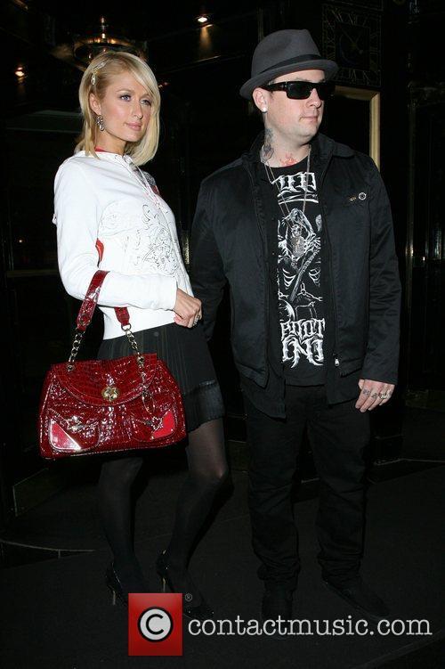 Paris Hilton and Benji Madden 6