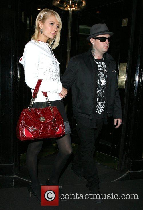 Paris Hilton and Benji Madden 26