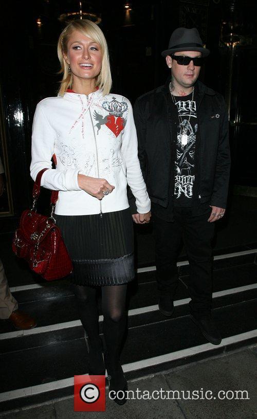 Paris Hilton and Benji Madden 16