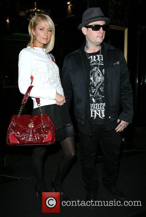 Paris Hilton and Benji Madden 12