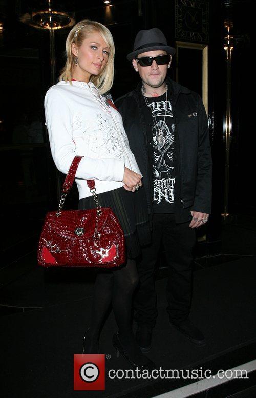 Paris Hilton and Benji Madden 13