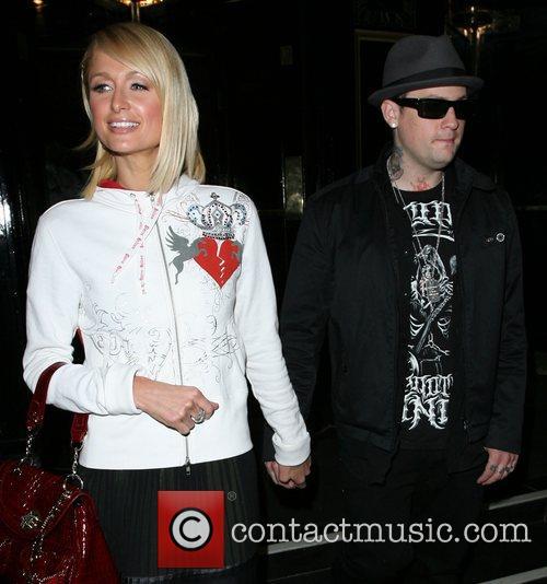 Paris Hilton and Benji Madden 18