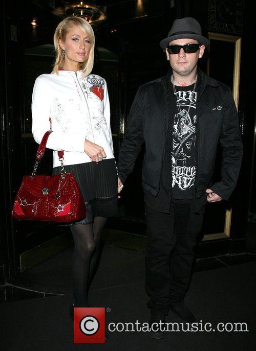 Paris Hilton and Benji Madden 23