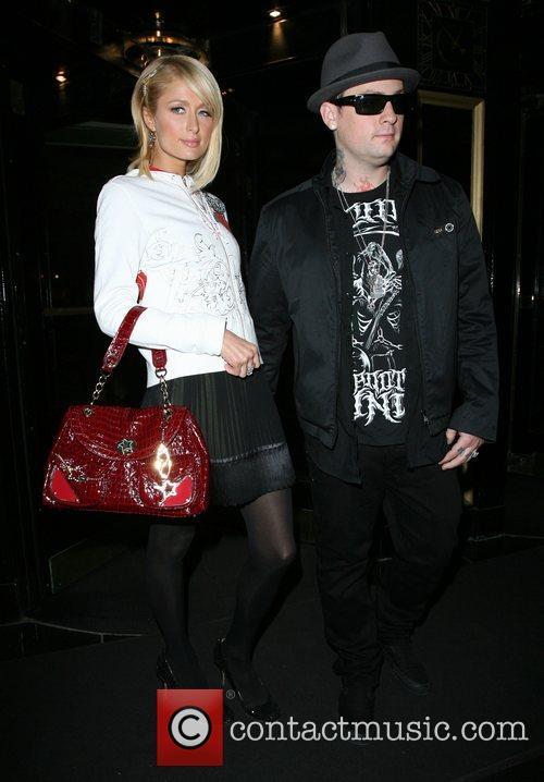 Paris Hilton and Benji Madden 24