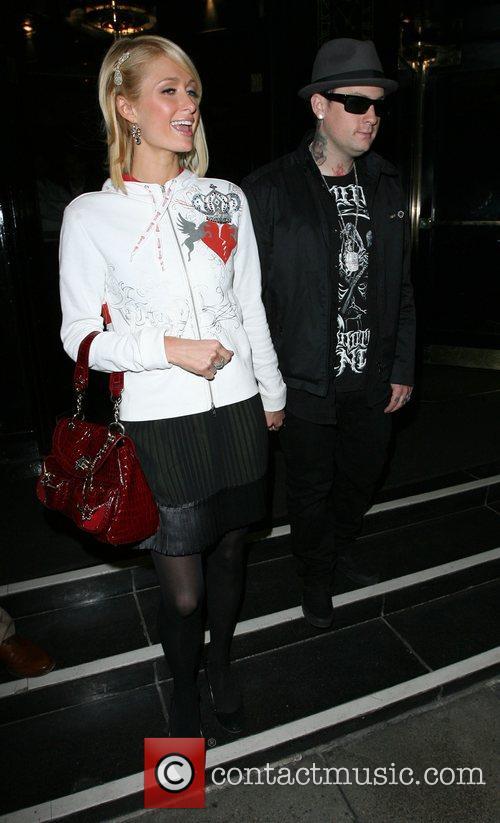 Paris Hilton and Benji Madden 25