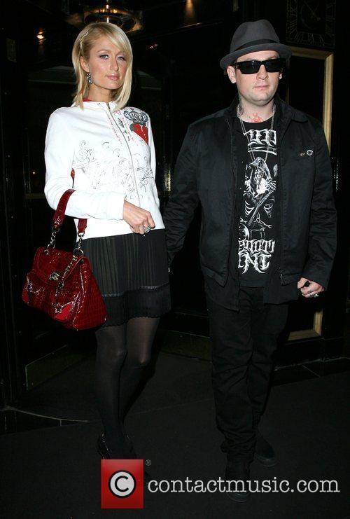 Paris Hilton and Benji Madden 20