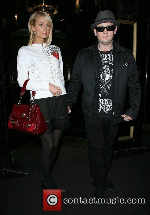 Paris Hilton and Benji Madden 19