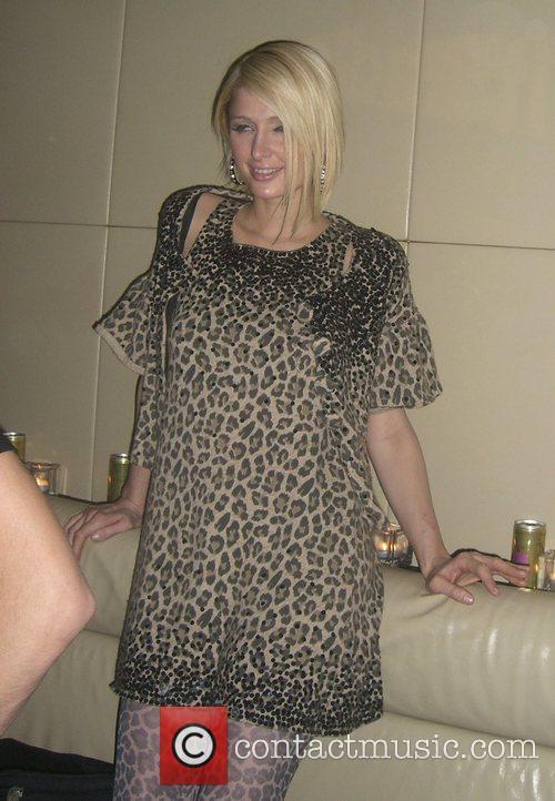 Paris Hilton at Felix nightclub Berlin, Germany