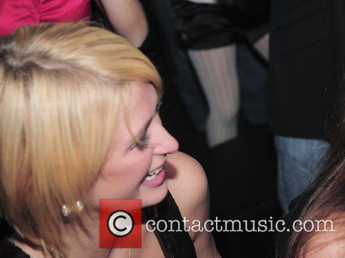 Paris Hilton  enjoying a night out at...