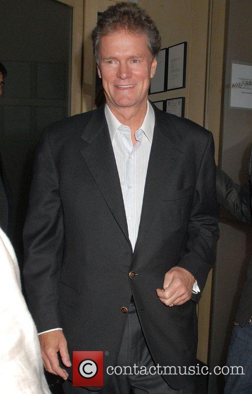 Rick Hilton leaving Nobu Berkeley restaurant.
